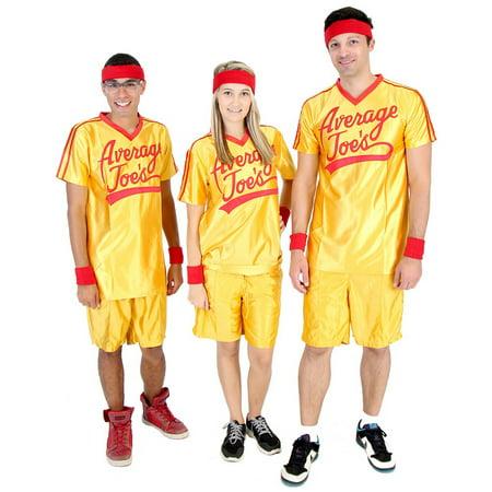 Dodgeball Movie Costumes (Dodgeball Adult Costume -)