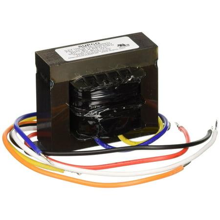 - 24 Volt HVAC transformer (120v/208v/240v Inputs & 24VAC-40VA Output)