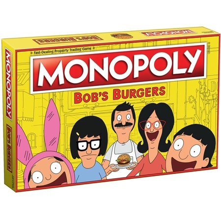 Monopoly: Bob's Burgers Edition (Other)