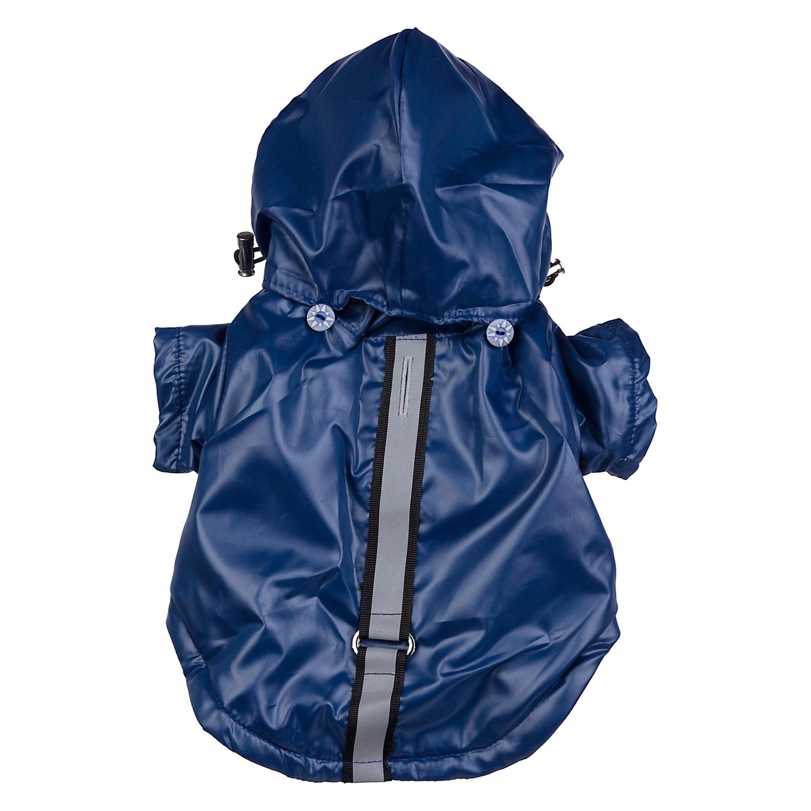 Pet Life All Weather Casual Windbreaker - Blue
