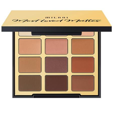 Milani Eyeshadow Palette Most Loved Mattes - 0.48oz