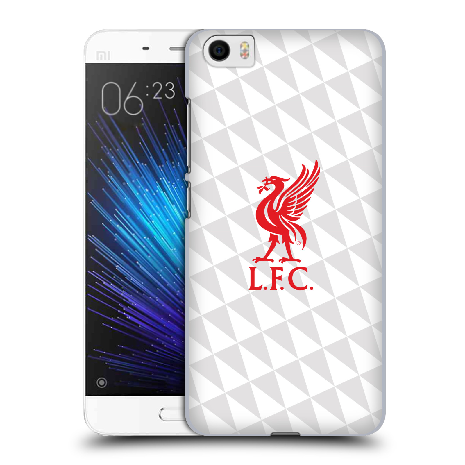 OFFICIAL LIVERPOOL FOOTBALL CLUB LIVER BIRD HARD BACK CASE FOR XIAOMI PHONES