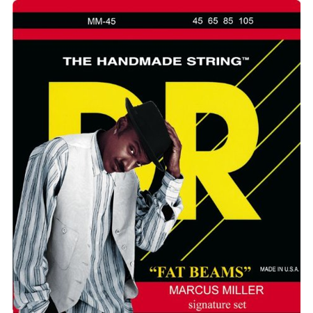 DR Strings Fat Beams Medium Bass