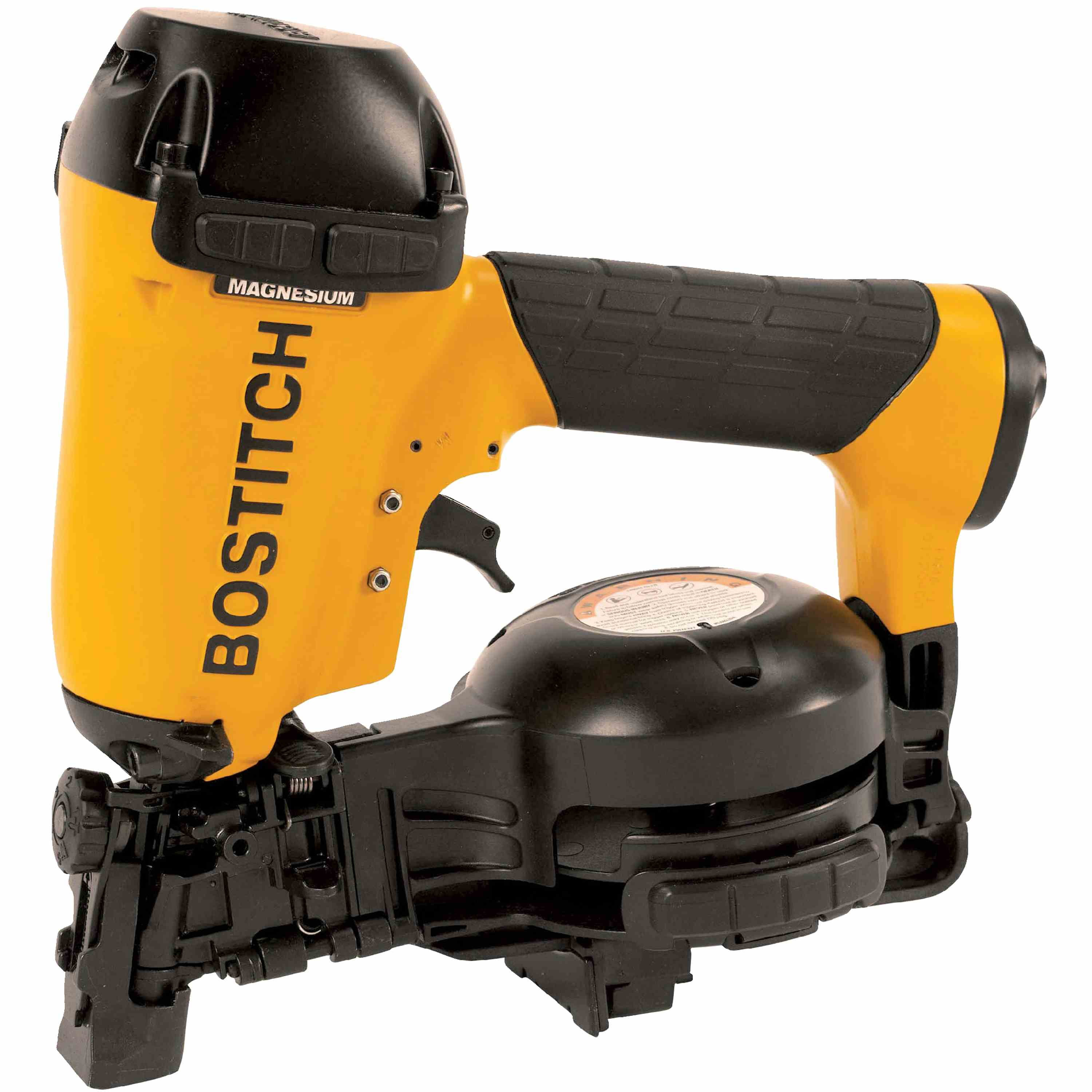 BOSTITCH RN46-1 3 4-Inch to 1-3 4-Inch Coil Roofing Nailer by STANLEY BOSTITCH