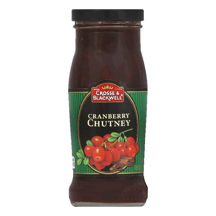 Crosse & Blackwell Cranberry Chutney, 8.5 Oz by The J.M. Smucker Co