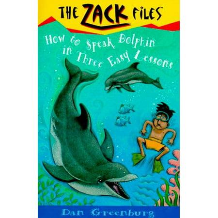 Speak Easy Theme (Zack Files 11: How to Speak to Dolphins in Three Easy)