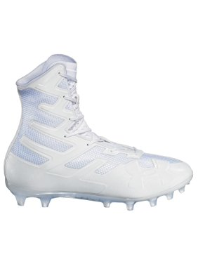 c1db4b12e9f Product Image Under Armour Men s Highlight Mc High-Top Mesh Football Shoe -  8.5M - White