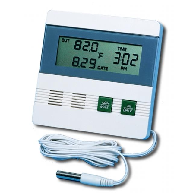 General Tools & Instruments DTR900 Jumbo Display In-Outdoor Thermometer