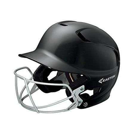 Bat Mask (Easton Z5 A168082BK Batting Helmet Helmet Mask Bbsb Senior)