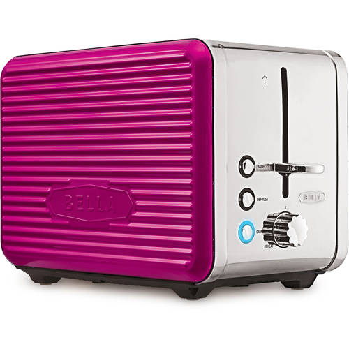 Bella Linea Collection 2-Slice Toaster, Walmart Exclusive by Sensio