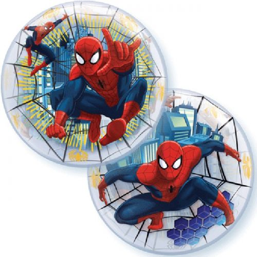 Celebrations Ultimate Spiderman Bubble Balloon