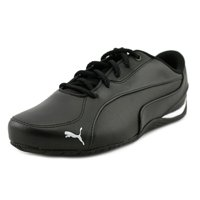 PUMA Mens Drift Cat 5 Core Shoes (Black / White)