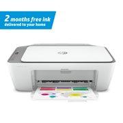 HP DeskJet 2755 Wireless All-in-One Color Inkjet Printer - Instant Ink Ready