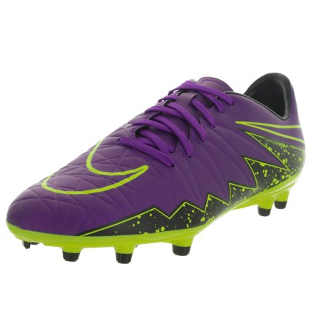 33060170bdce Nike Men s Hypervenom Phelon II Fg Soccer Cleat - Walmart.com