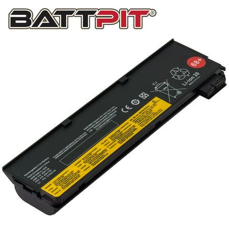 BattPit: Laptop Battery Replacement for Lenovo ThinkPad T440s 20AR0010,  0C52861, 121500146, 45N1125, 45N1128, 45N1135, 45N1734