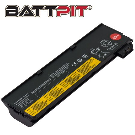 BattPit: Laptop Battery Replacement for Lenovo ThinkPad T440 20B6007J, 0C52861, 121500146, 45N1125, 45N1128, 45N1135, 45N1734