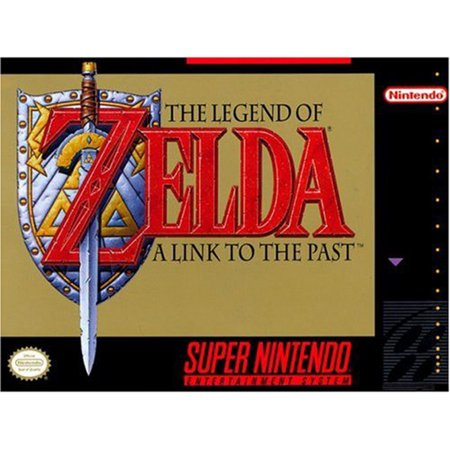 The Legend of Zelda: A Link to the Past (New 3DS Family Only), Nintendo, Nintendo 3DS, [Digital Download],