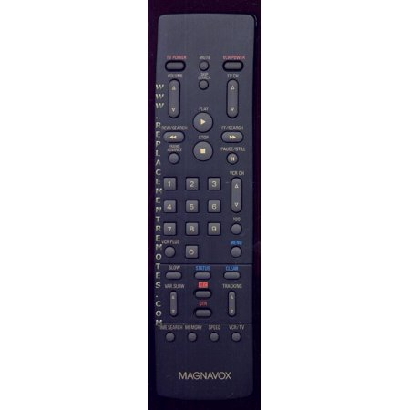 Magnavox 483521837129 (p/n: 483521837129) VCR Remote Control (refurbished)