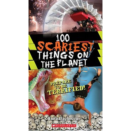 100 Scariest Things on the Planet - The Scariest Halloween Music Ever