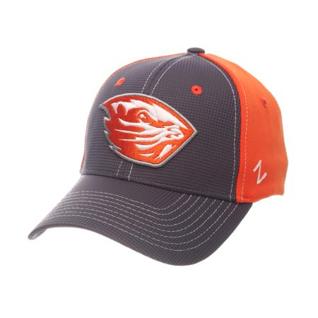 - Zephyr Oregon State Beavers Fitted Hat