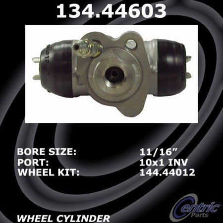 OE Replacement for 1992-1999 Toyota Paseo Rear Left Drum Brake Wheel Cylinder (Base / -