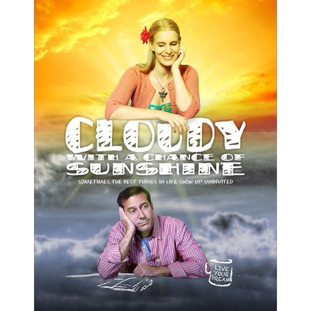 Cloudy With a Chance of Sunshine (DVD)