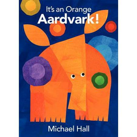It's an Orange Aardvark! - Orange You Glad It's Halloween Amber Brown