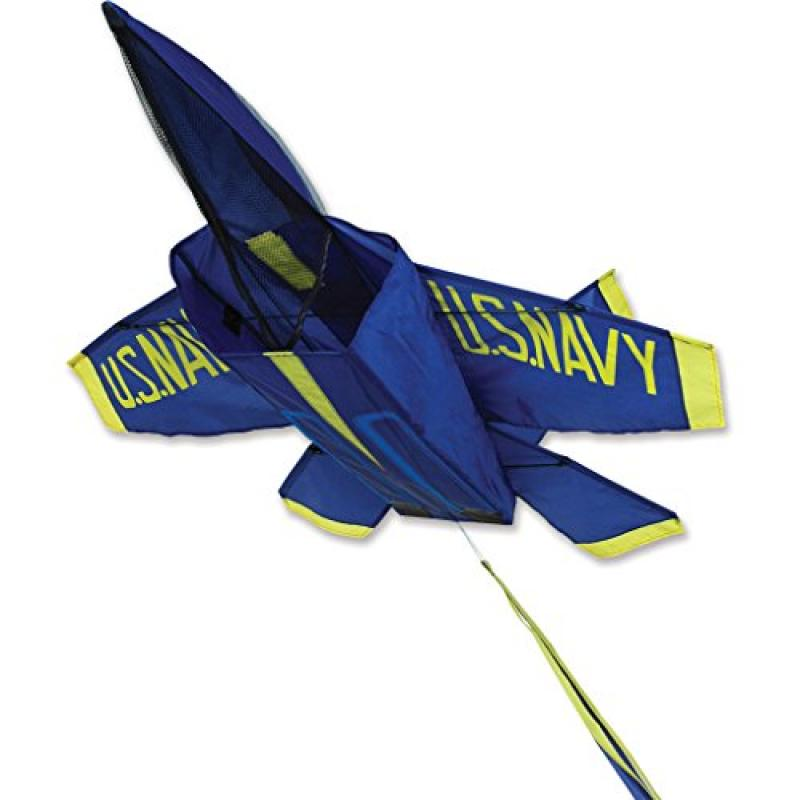 Jet Blue Angel Kite Multi-Colored by Premier Kites