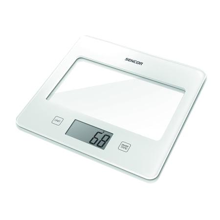 (Sencor Kitchen Scale SKS502x - White)