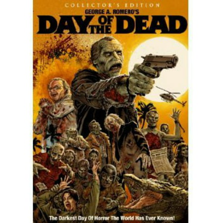 Day of the Dead (Collector's Edition) (DVD) - Male Day Of The Dead