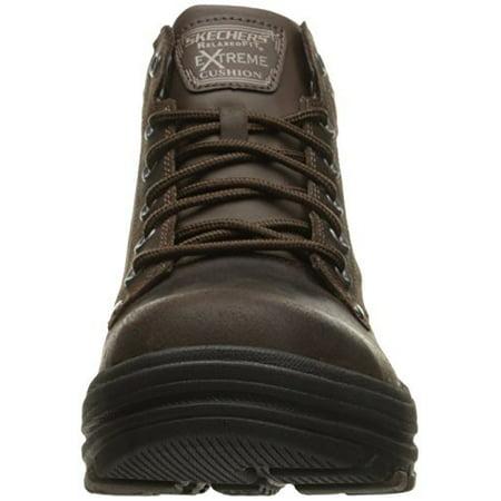 21184c07c79ae Skechers - Skechers Men's Relaxed Fit Holdren Norman Boot,Black -  Walmart.com