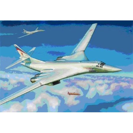 Tupolev TU-160 Russian Supersonic Bomber New