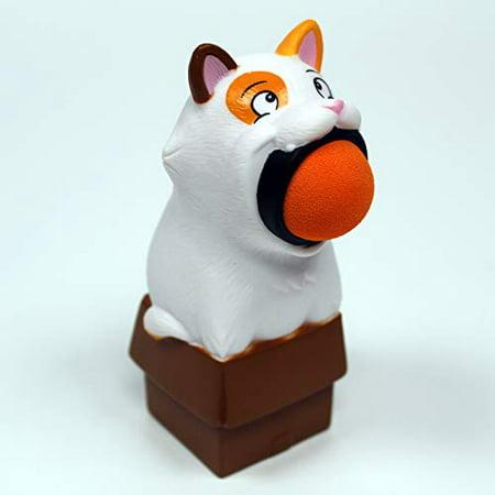Hog Wild Kitty Popper Toy