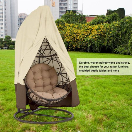 LHCER  Waterproof Dust-proof Furniture Chair Sofa Cover Protection Garden Patio Outdoor, Furniture Protection,Furniture Cover
