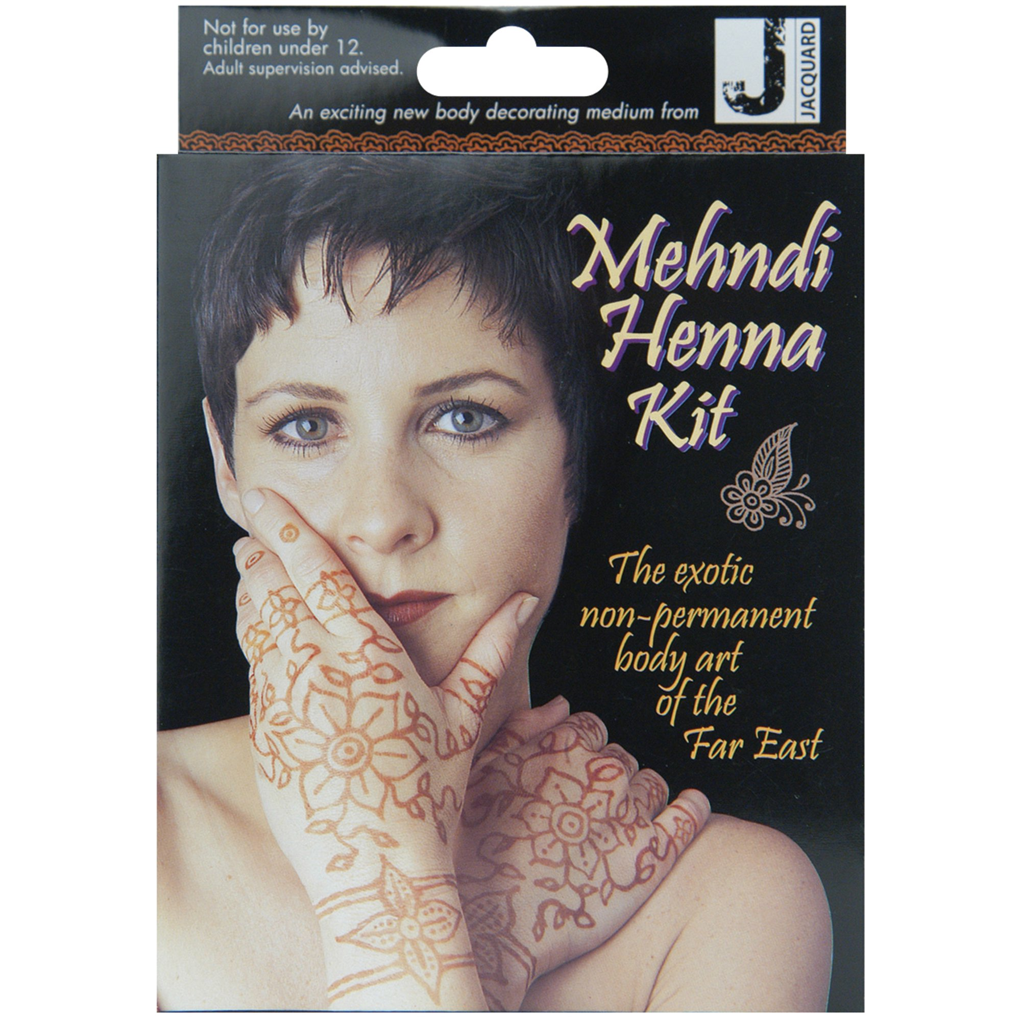 Jacquard Mehndi Henna Kit Walmart Canada
