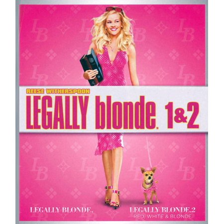LEGALLY BLONDE/LEGALLY BLONDE 2 - Legally Blonde Halloween Party