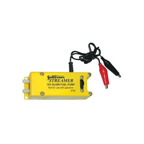 S752 Electric Field Pump Glow Fuel Multi-Colored