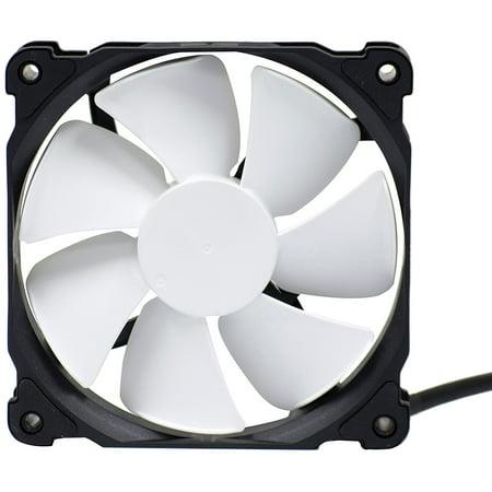 Phanteks PH-F120MP 120 mm PWM, High Static Pressure Radiator Fan (Best 140mm Static Pressure Fans 2019)