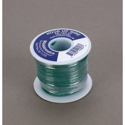 100' Stranded Wire 18 Gauge, Grn Multi-Colored