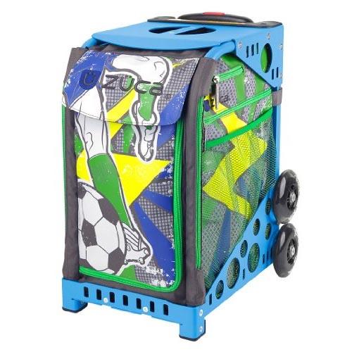 ZÜCA Sport Striker Insert & Gray Frame w/ Flashing Wheels