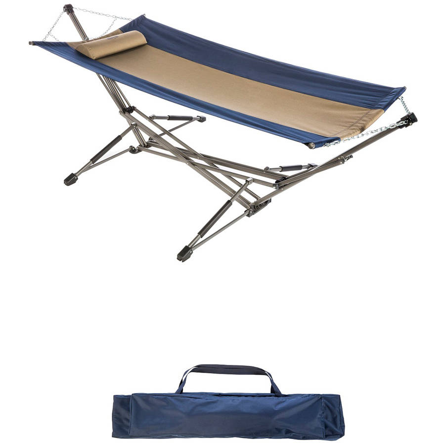Click here to buy Kamp-Rite Kwik Set Hammock with Carry Bag by Kamp-Rite.