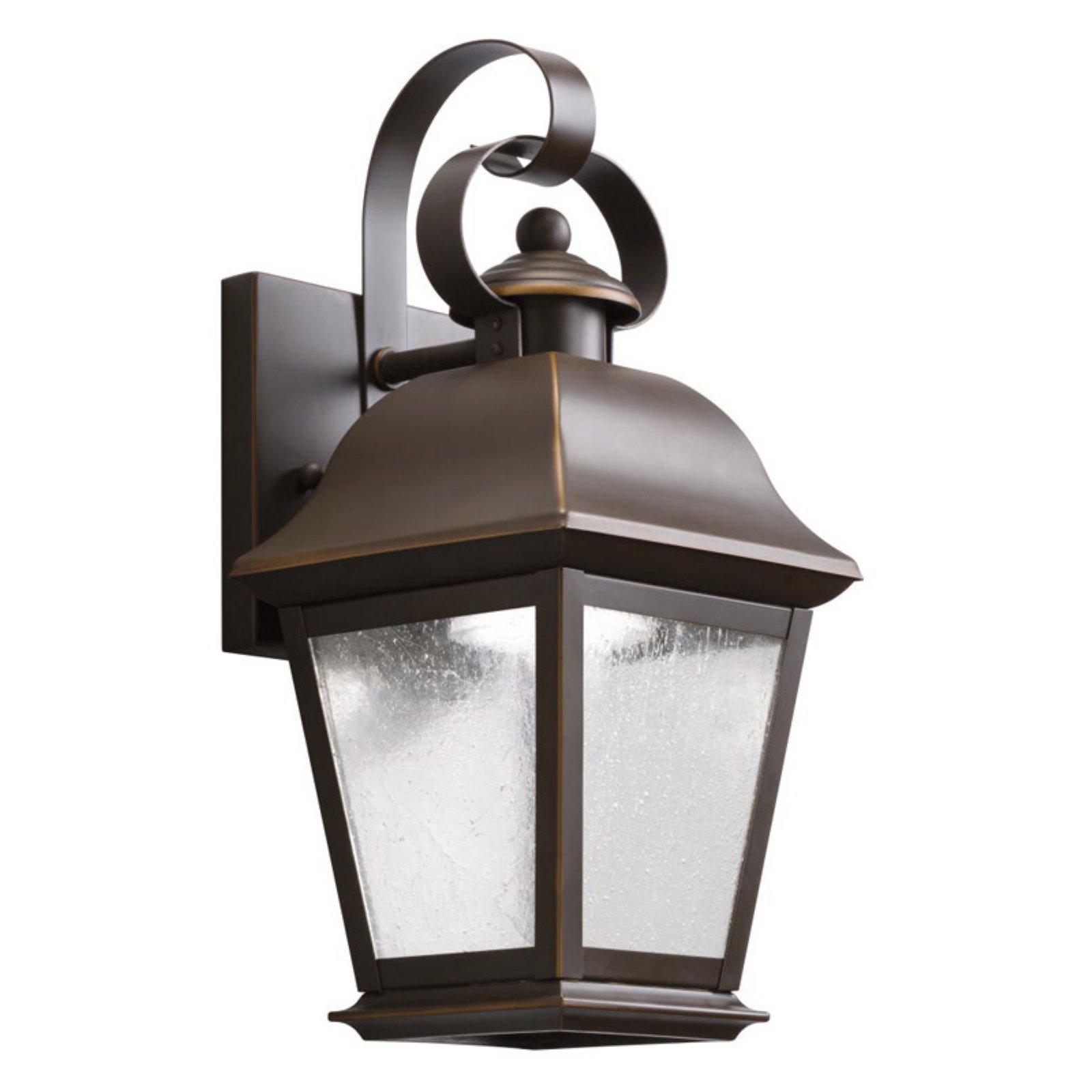 Kichler Mount Vernon 970 Outdoor Wall Lantern