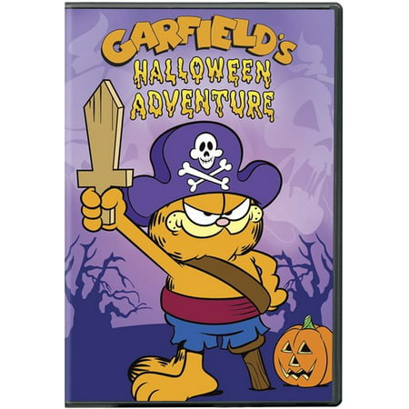 GARFIELD'S HALLOWEEN - Garfield's Halloween Special