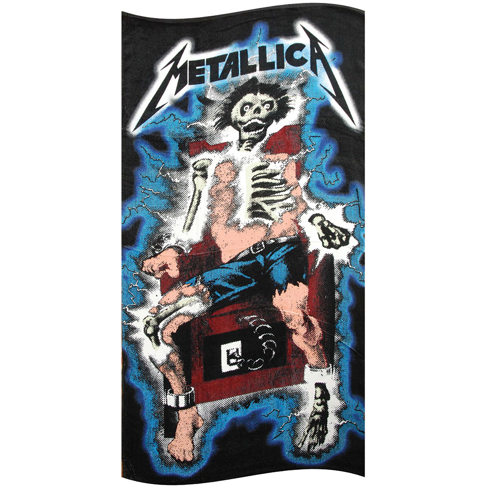 Metallica - Beach Towel