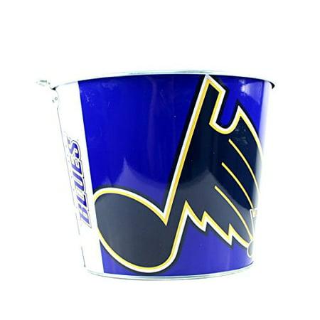 St. Louis Blues Sleek Wrap 5 Qt. Aluminum Ice Bucket ()