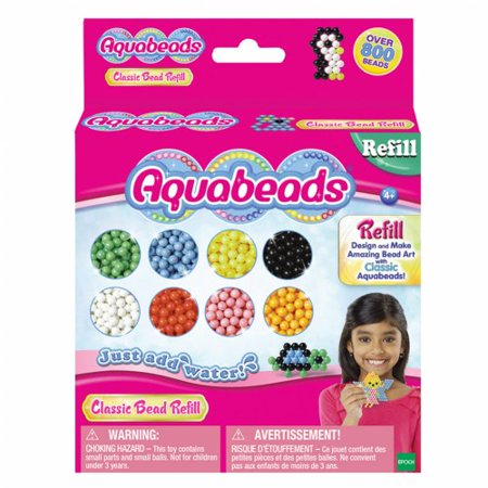 Aquabeads Classic Bead Refill (Classic Lock Bead)