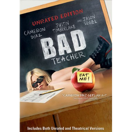 Bad Teacher (DVD) (Shop Teachers Rock)