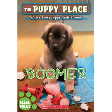 Puppy Place - Boomer (the Puppy Place #37)