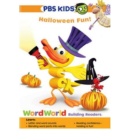 Wordworld: Halloween Fun! (DVD)](Pbs Arthur Halloween)