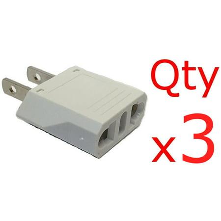 european to american plug adapter walmart